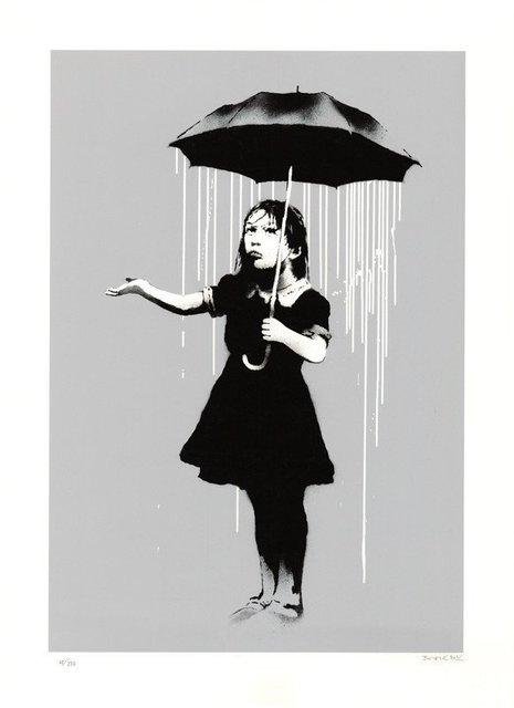 Banksy, 'Nola (White Rain)', ca. 2008, Contemporary Art Trader