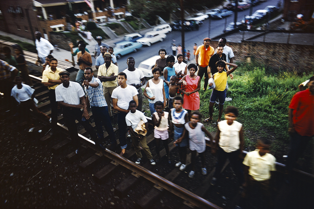 Paul Fusco, 'Untitled from RFK Funeral Train', 1968, Danziger Gallery