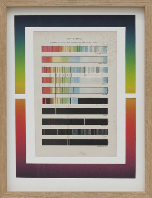 , 'Spectre newtownien,' 2013, Galerie Les filles du calvaire