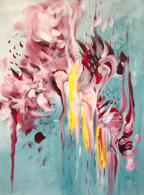 Amber Linkey, 'Splash', 2018, {9} The Gallery