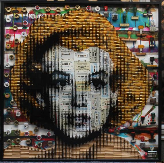 , 'Marylin,' , art&emotion Fine Art Gallery