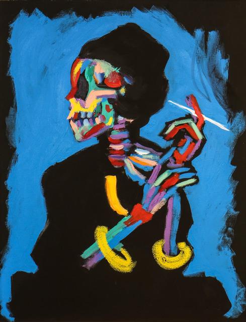 , 'Diana Vreeland ,' 2017, Maddox Gallery