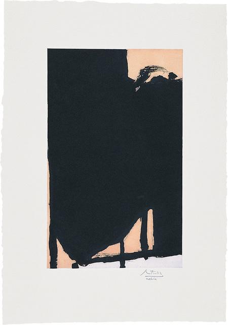 , 'Elegy Fragment II,' 1985, Bernard Jacobson Gallery