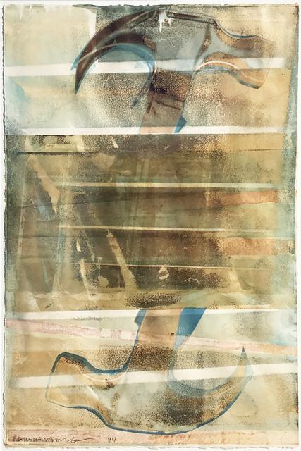 , 'Bang-Bang (Waterworks) ,' 1994, Eckert Fine Art