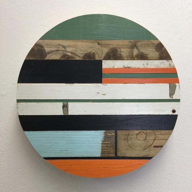, 'Porthole VI,' 2017, The Schoolhouse Gallery