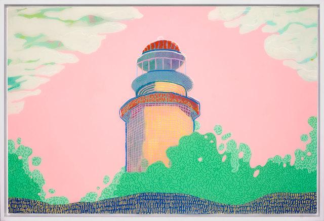 , ' Lighthouse,' 2017, Rebecca Hossack Art Gallery