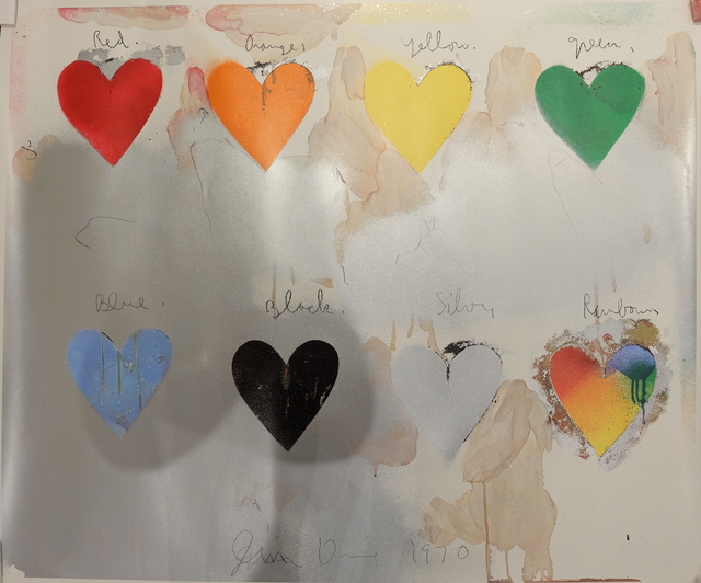 , 'Eight Hearts,' 1970, We Art Partners