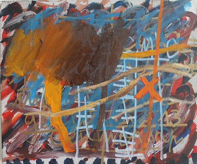 , 'Playground XLII,' 2016, Drina Gallery