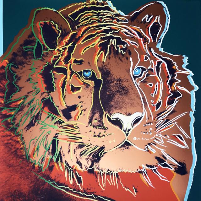 , 'Siberian Tiger (FS II.297),' , Gormleys Fine Art