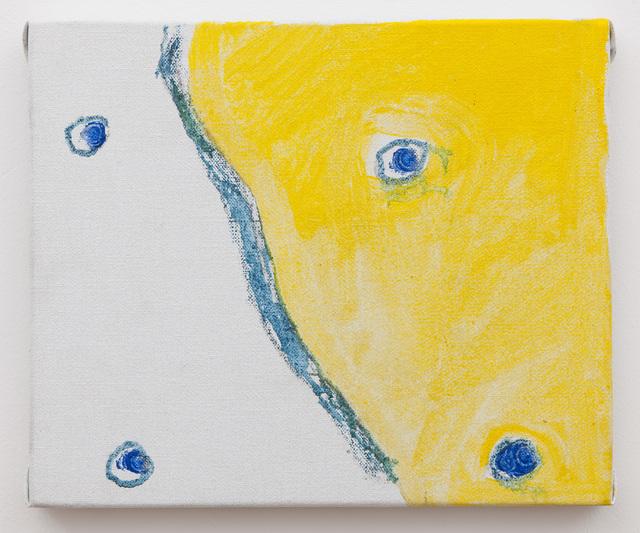 , 'One-eyed,' 2010, Zeno X Gallery