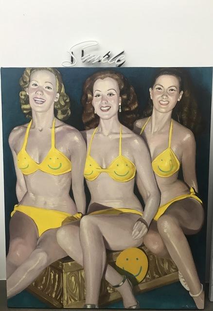 , 'Mango,' 2017, Leo Gallery