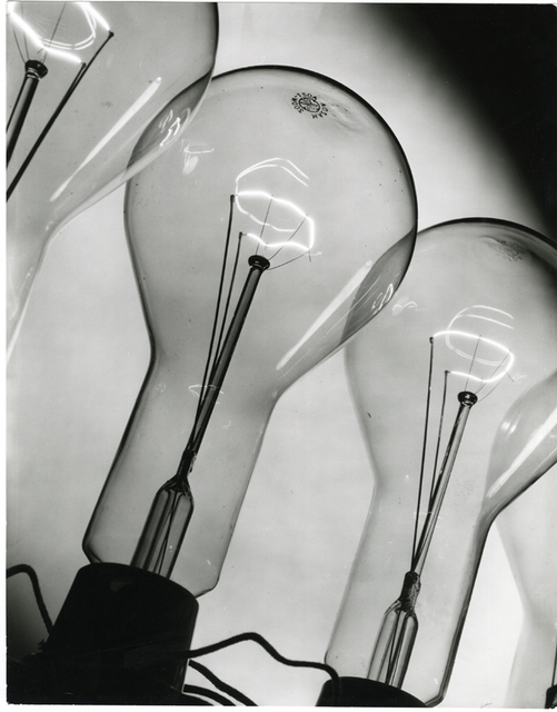 , 'General Electric Light Bulbs,' 1927-printed later, Be-hold
