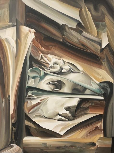 , 'Spine,' 2019, Aki Gallery