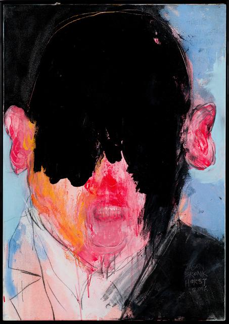 , 'Lay any burden on me,' 2017, Kalashnikovv Gallery