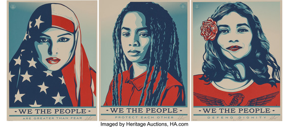 We the People (3 works)