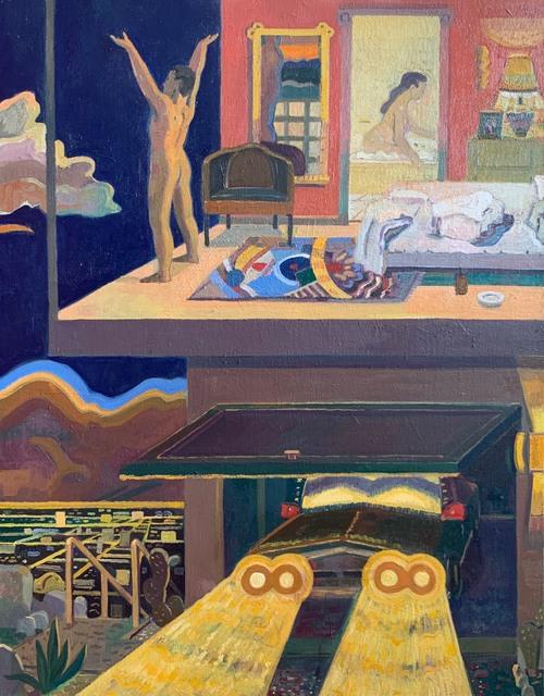Aaron Zulpo, 'Goodnight LA', 2019, 1969 Gallery