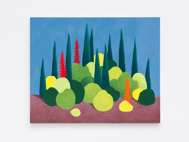 , 'Landscape,' 2014, Gregor Staiger