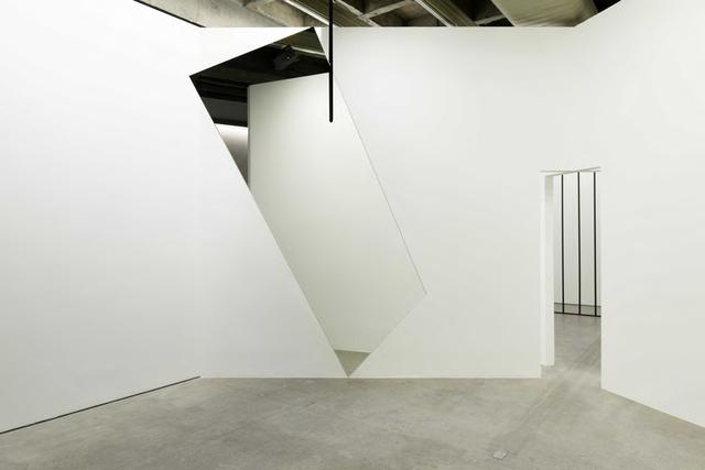 , 'Deus ex machina,' 2013, Galeria Luisa Strina