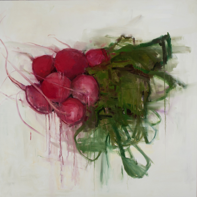 , 'Radishes II,' 2016, Seager Gray Gallery