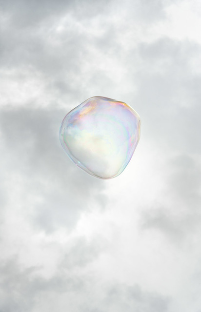 , 'Bubble No. 1,' 2014, JAYJAY