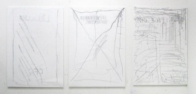 , 'Implementering og modeller,' 2017, Galleri Susanne Ottesen
