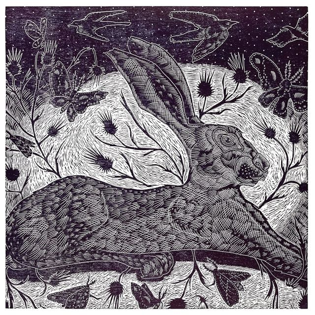 Ricky Armendariz, 'Ophelia Sunrise, Hare & Hound Press', 2019, Ruiz-Healy Art