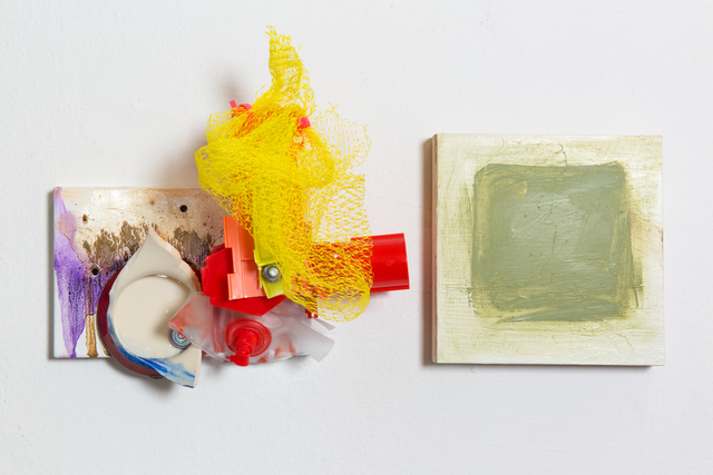 , '# 596 Shooting Blanks,' 2014, Galleria Raffaella Cortese