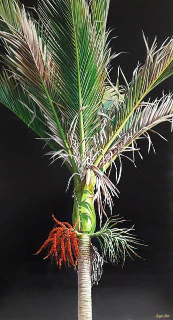 , 'Red Native,' 2011, Black Door Gallery