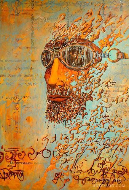 Artem Mirolevich, 'Goggle Man', Urbaniza Studio Gallery