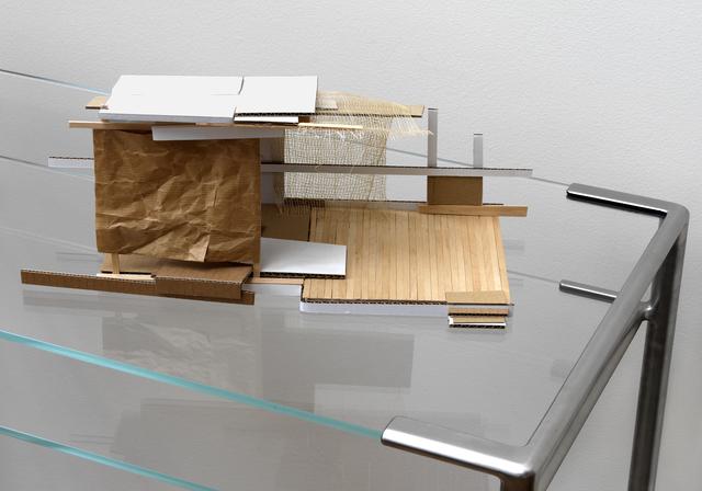 Zheng Mengzhi, 'Maquette abandonnée no. 2', 2015, The Merchant House