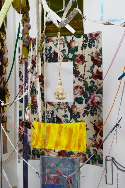 , 'Tassel,' 2015, Klaus von Nichtssagend Gallery