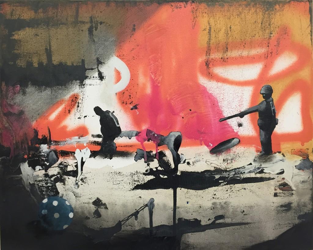 , 'You, Hey You ,' 2017, Joerg Heitsch Gallery