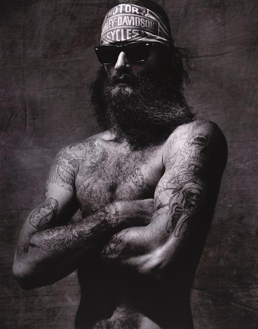 Albert Watson, 'John red Bear ', 1991, DTTH Gallery