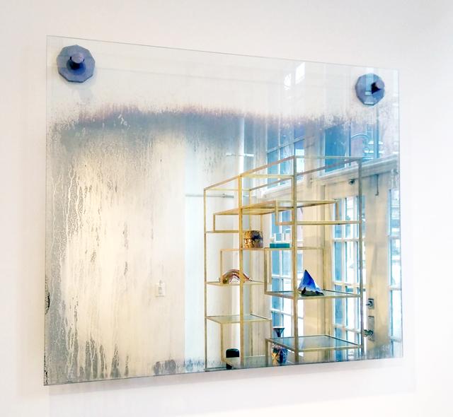 , 'Fading Mirror,' 2018, Wexler Gallery