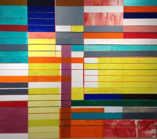 , 'Formulario,' 2014, le laboratoire