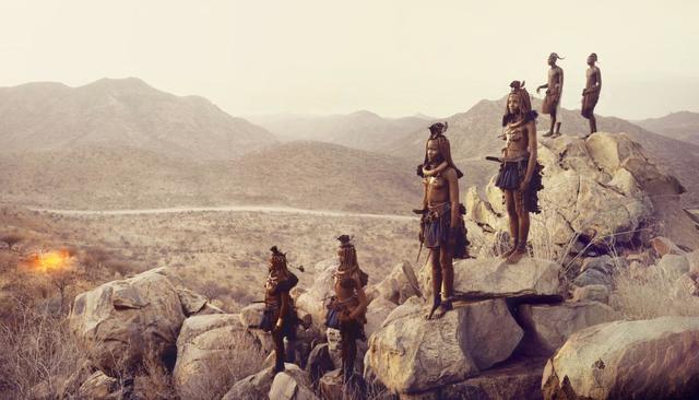 , 'IV 475 - Epupa falls Namibia,' 2014, AbrahamArt