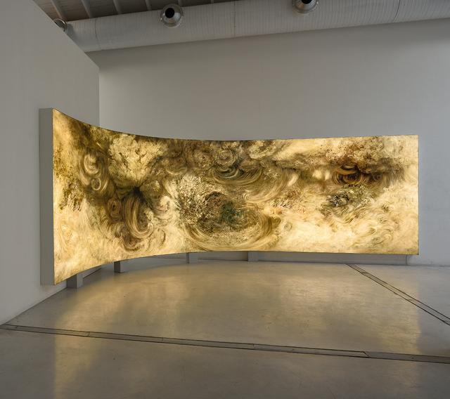, 'Storm No. 1 / after Leonardo da Vinci,' 2013, Studio la Città