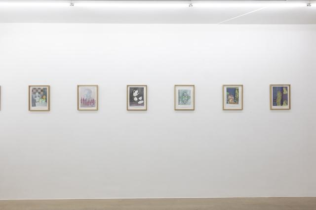 Jan Vanriet, 'Heldenleven 33, Apollo 11', 2019, Drawing, Collage or other Work on Paper, Gouache on paper, Galerie Zwart Huis