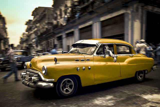 , 'Cuban Turn Signal,' 2013, The Perfect Exposure Gallery