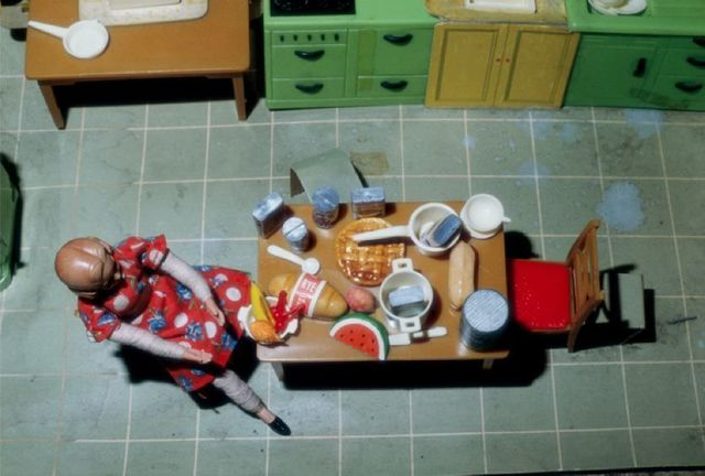 , 'New Kitchen/ Aerial View/ Seated,' 1979, Salon 94