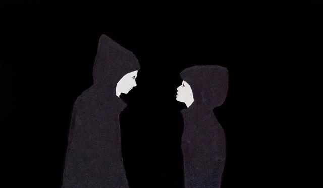 , 'Face to Face,' 2015, Kobayashi Gallery
