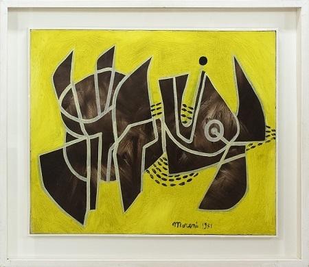Mattia Moreni, 'Costruzione N.1', 1951, StyriArt