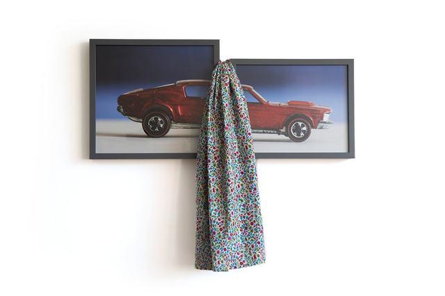 , 'Red Mustang,' 2018, Blindspot Gallery