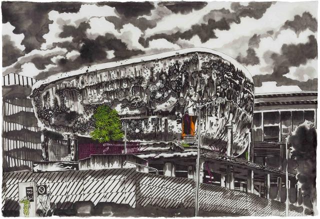 , 'Egg #1, Beirut,' 2018, Galerie Céline Moine & LGFA
