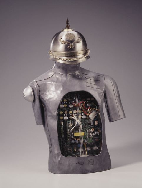 , 'Sir Watts II,' 1996, Los Angeles County Museum of Art