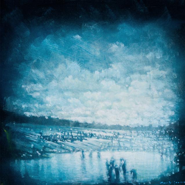 , 'Tidal Pool,' 2019, DC Moore Gallery