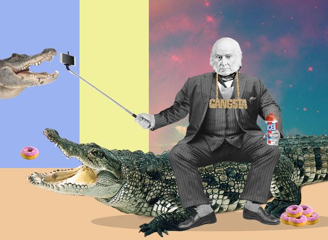 , 'John Quincy Adams,' 2018, Foto Relevance