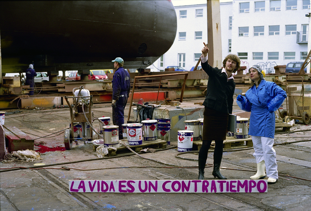 , 'La vida es un contratiempo,' 2007, waterside contemporary