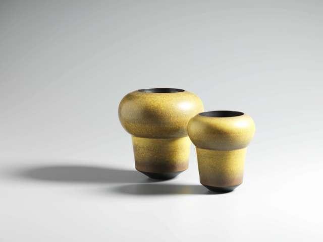 , 'Yellow Glaze,' , Taste Contemporary