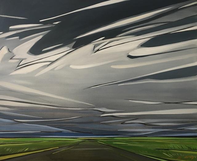 , 'Summer Rain,' , Loch Gallery